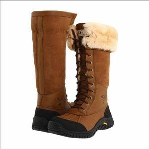 Ugg Tall Adirondack Boots Size 9